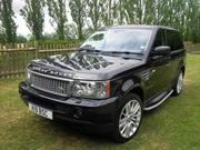 Land Rover 2009 2009 LAND ROVER RANGE ROVER