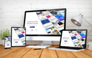 Website Builder - Get online and grow your business and never miss a c